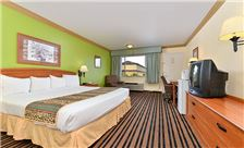 Americas Best Value Inn Vacaville Room - One King Room