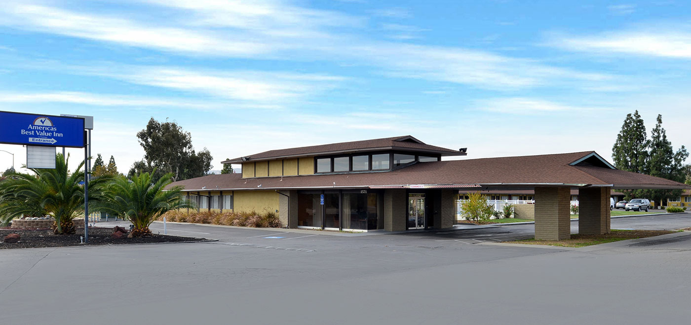 Americas Best Value Inn Vacaville, California